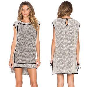 NWT Tularosa Lincoln Knit Velvet Dress
